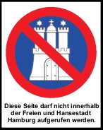 Hamburg verboten